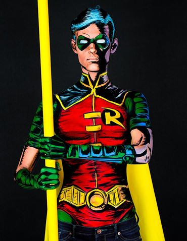 Kay Pike Robin