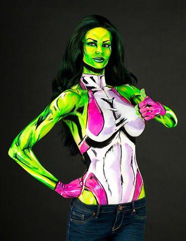 Kay Pike She-Hulk