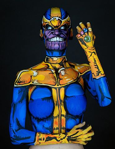 Kay Pike Thanos