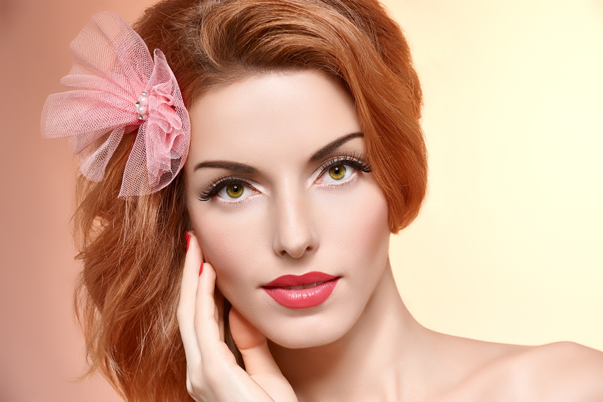Le Maquillage pour les Rousses