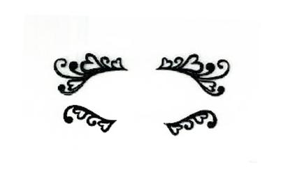 Eye Mask Sticker (18)