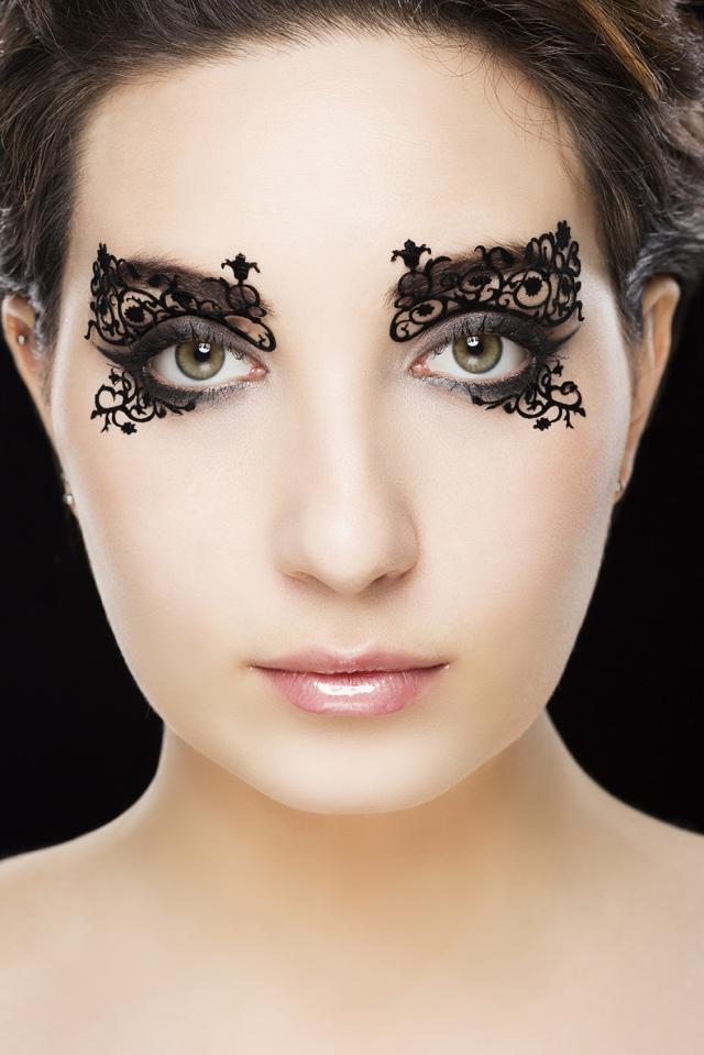 Eye mask stickers0